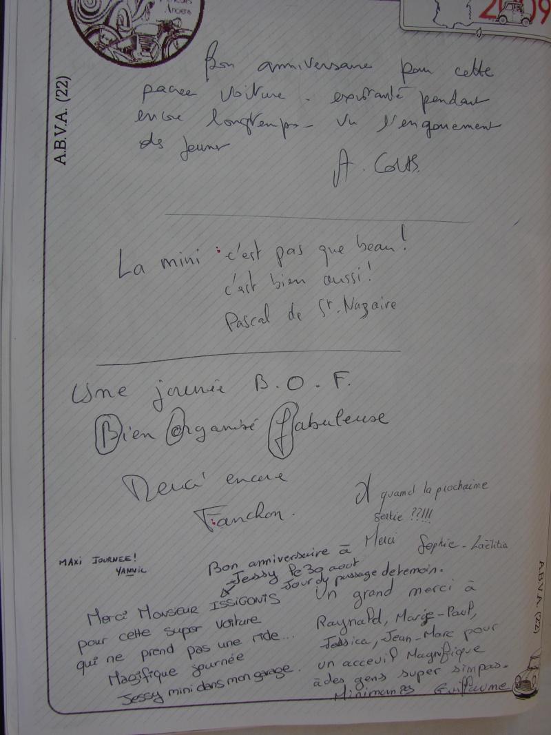 TOUR DE FRANCE DES MINI - 3 ème Etape - 30 Août 2009 Dsc02516