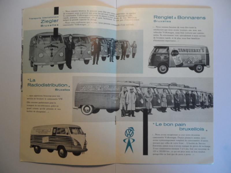 """Dépliant Belge """"L'histoire du succés VW"""". Sam_1613"""