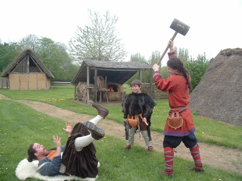 Marle 2013 / Journées vikings Dscf0911