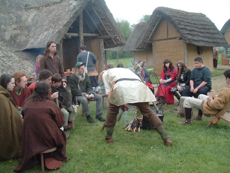 Marle 2013 / Journées vikings Dscf0913