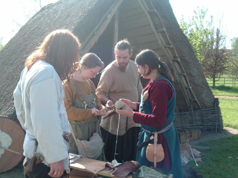 Marle 2013 / Journées vikings Dscf1049
