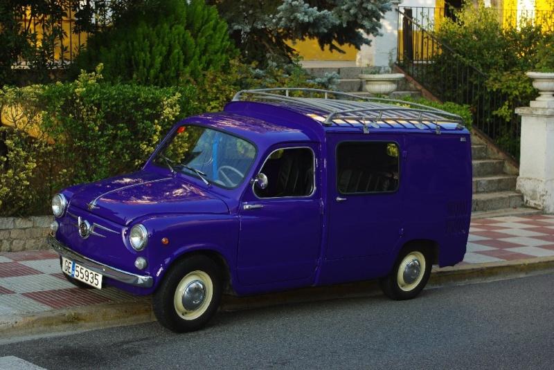Furgoneta SEAT 600: SIATA Formichetta restaurada. Imgp0019