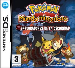 Juegos NDS Pokemo12
