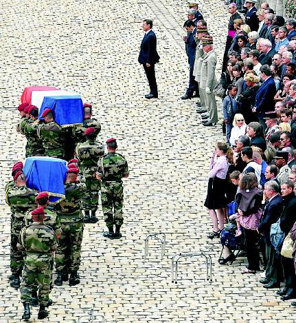 Embuscade d'Uzbin : les parents de soldats tués portent plainte 69192910