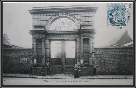 Musée des Canonniers Sédentaires de LILLE Canonn10