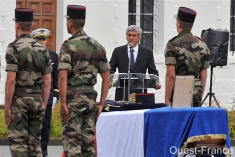 AFGHANISTAN Un soldat du 3e RIMa de Vannes trouve la mort P1055910