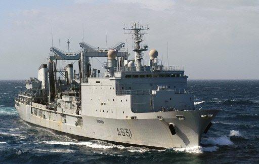 Un navire de commandement français attaqué par des pirates somaliens ( Sources A.F.P ) Photo_38