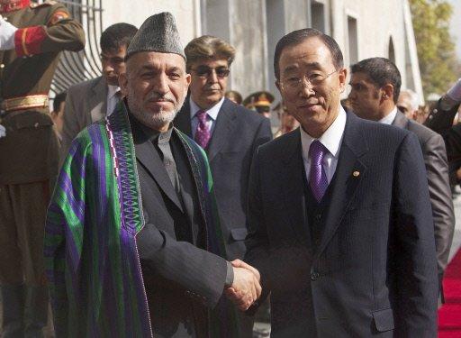 Afghanistan: l'ONU va évacuer tout son personnel non essentiel Photo_54