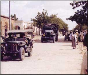 Opération Limousin au TCHAD de 1969 à 1975,est la Première Opération Extérieure de la FRANCE au TCHAD après la Guerre d'ALGERIE, et non pas l'Opération Tacaud.Et qu'on se le dise,Monsieur Yves CADIOU. Tchad211