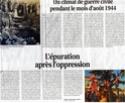 Libération des villes et des villages de la France à partir de 1944 Libara10