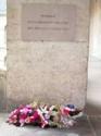 Monuments aux morts de Paris Ile-de-France - 75.77.78.91.92.93.94.95 Plaque10