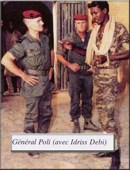 Opération Limousin au TCHAD de 1969 à 1975,est la Première Opération Extérieure de la FRANCE au TCHAD après la Guerre d'ALGERIE, et non pas l'Opération Tacaud.Et qu'on se le dise,Monsieur Yves CADIOU. Untitl14