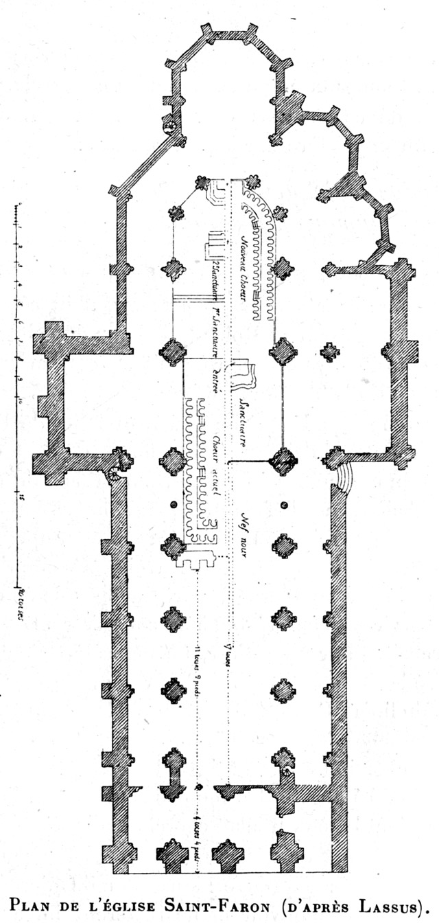 Le Tombeau d'Ogier Eglise10