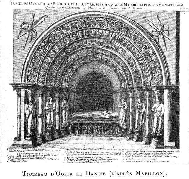 Le Tombeau d'Ogier Tombea10