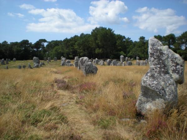 Mégalithes de Carnac Kerles11