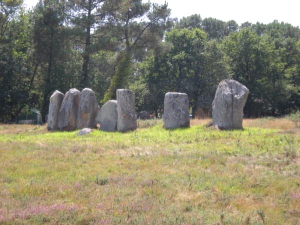 Mégalithes de Carnac Kerles12