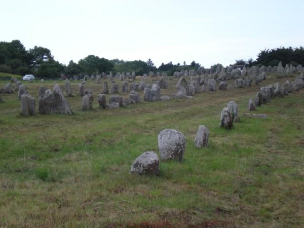 Mégalithes de Carnac Kermar11