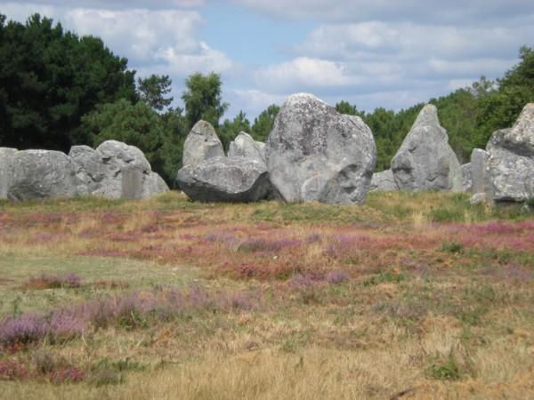 Mégalithes de Carnac Kermar12