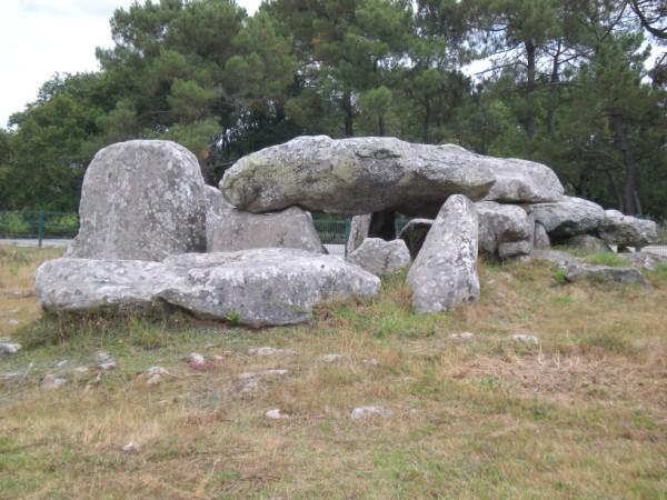 Mégalithes de Carnac Kermar13