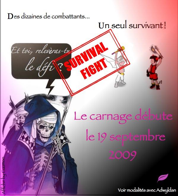 [Tournoi] Survival Fight Affich11