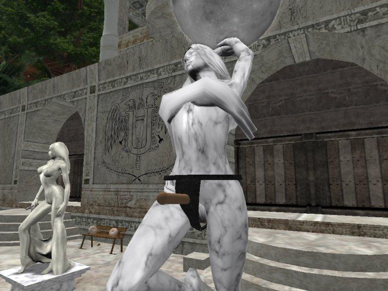 Le petit nos dechainé - Page 35 Statue16