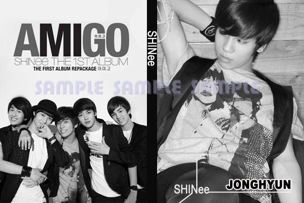 สมุด  short note (ver.AMIGO) มี 5 ลาย  คือ แทมิน มินโฮ  จงฮยอน  อนยู คีย์   / เล่มละ 25.- Shinee11