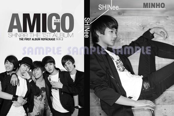 สมุด  short note (ver.AMIGO) มี 5 ลาย  คือ แทมิน มินโฮ  จงฮยอน  อนยู คีย์   / เล่มละ 25.- Shinee13