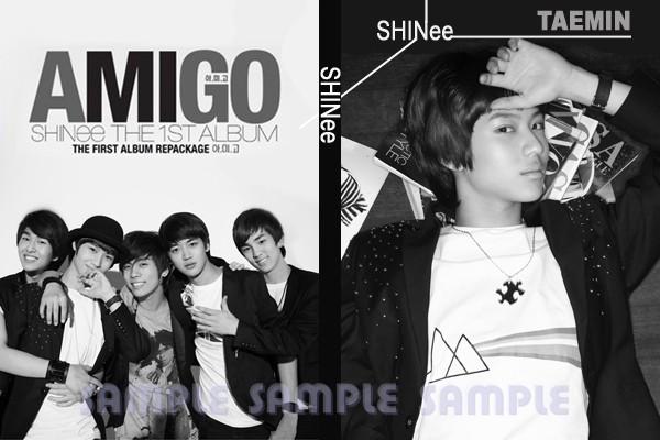 สมุด  short note (ver.AMIGO) มี 5 ลาย  คือ แทมิน มินโฮ  จงฮยอน  อนยู คีย์   / เล่มละ 25.- Shinee15