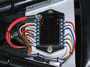 Faisceau électrique Munit-10