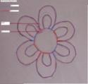 4 - dessin pour le contour Modele11