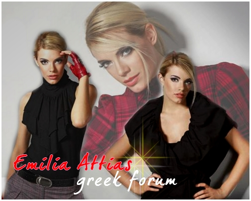 ||Emilia Attias :: Greek Fan Forum||