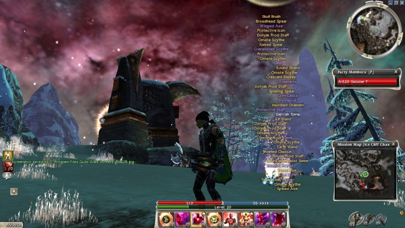 Screen Shots Gw22910