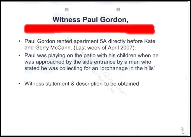 McCann Powerpoint Presentation of Gail Cooper Sighting Powerp14