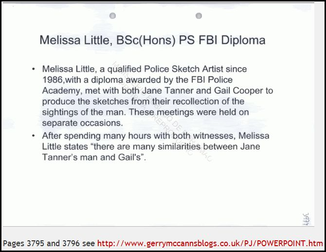 McCann Powerpoint Presentation of Gail Cooper Sighting Powerp18