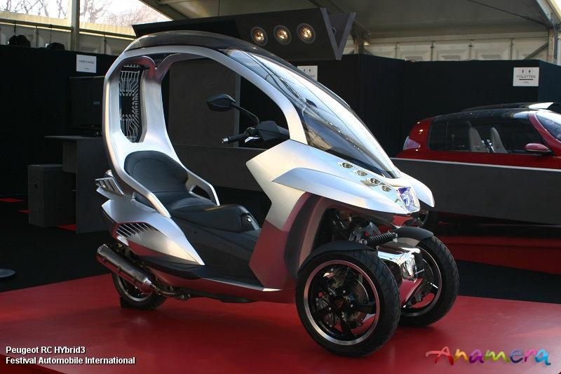 Peugeot 3 roues hybride, ça avance... 37df6910