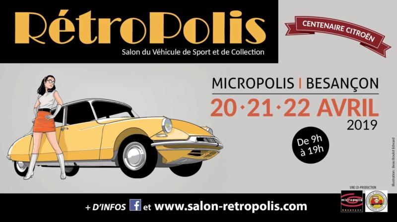 RETROPOLIS du 20 au 22 avril à Besançon  24195610
