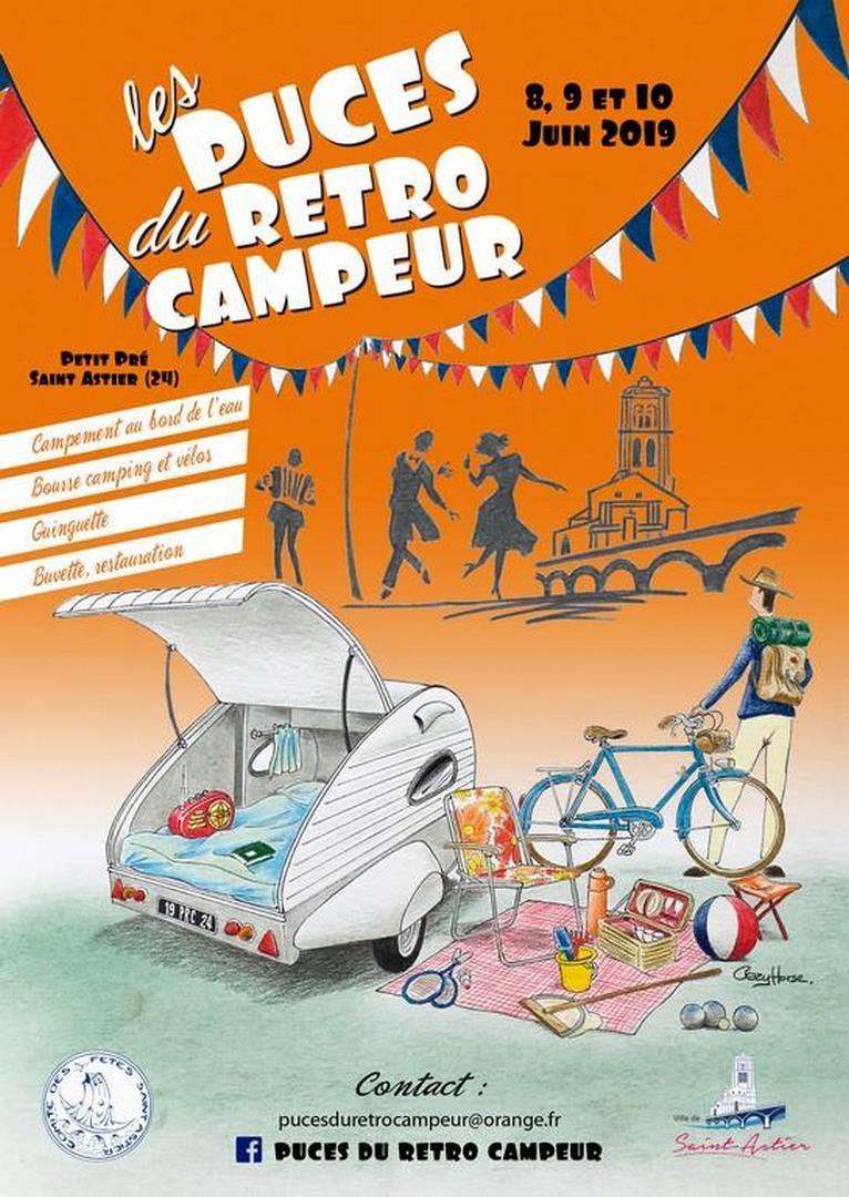 Rétro Camping à St Astier (24) 34162410