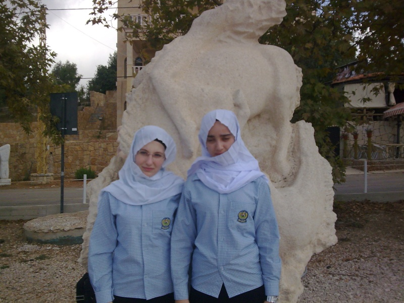 Irfan School trip to the Sculpture Symposium Image017