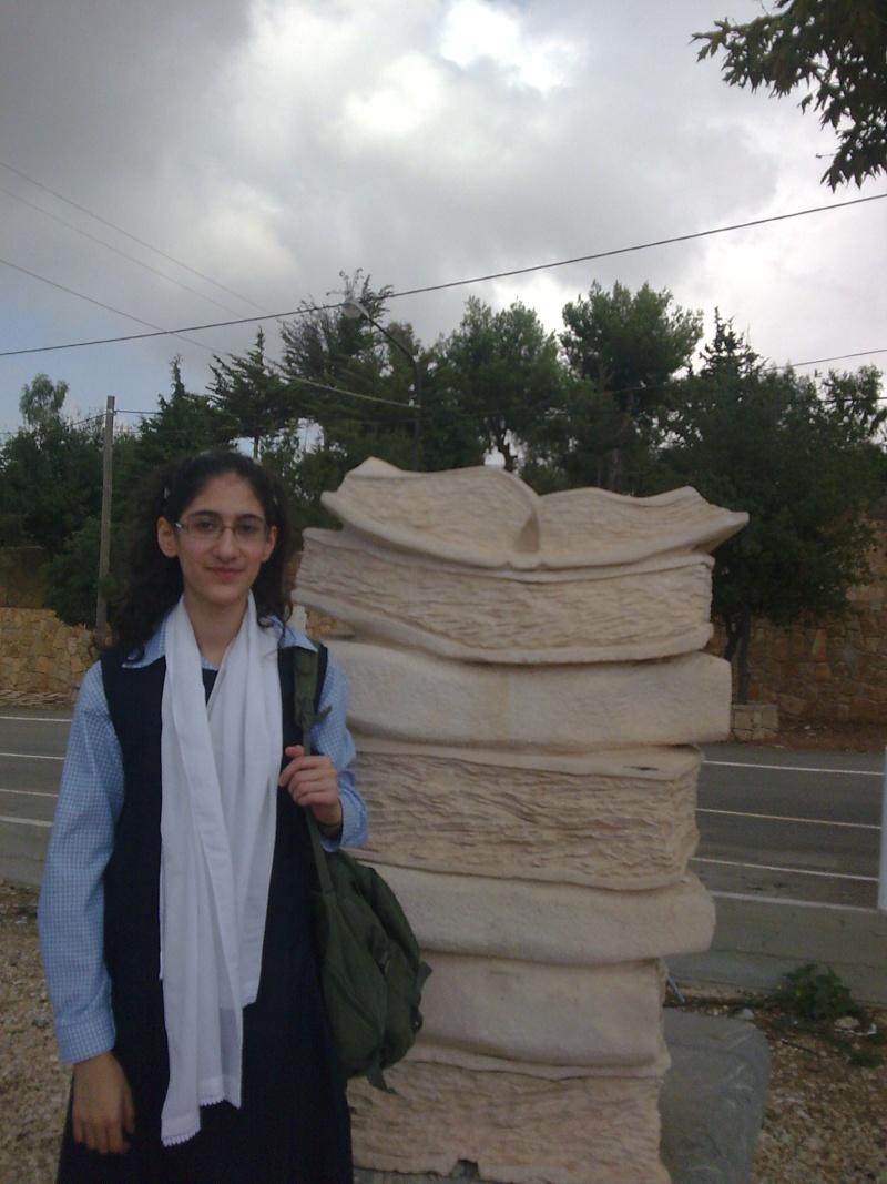 Irfan School trip to the Sculpture Symposium Image019