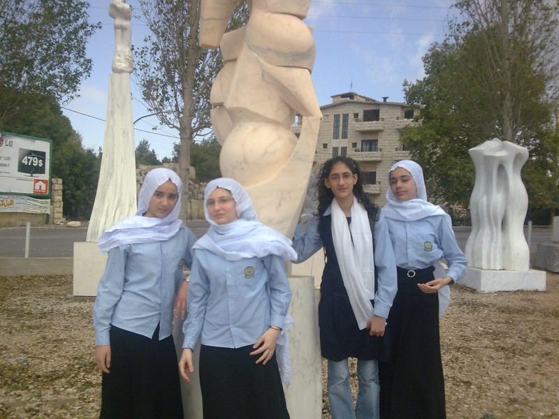 Irfan School trip to the Sculpture Symposium Image020