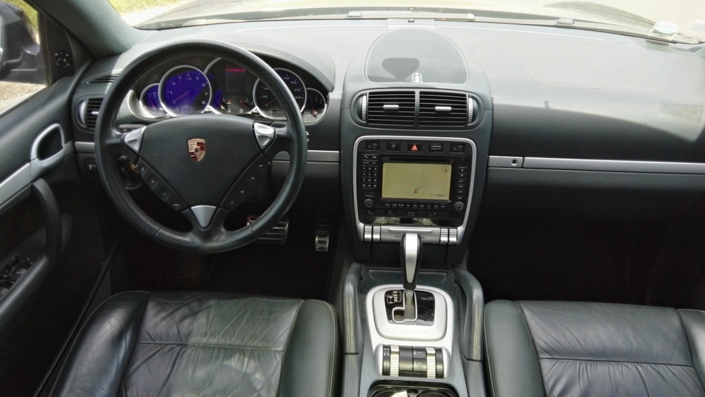 SUV PORSCHE CAYENNE S V8 FULL OPTIONS ET FIABILISÉ Img_2016