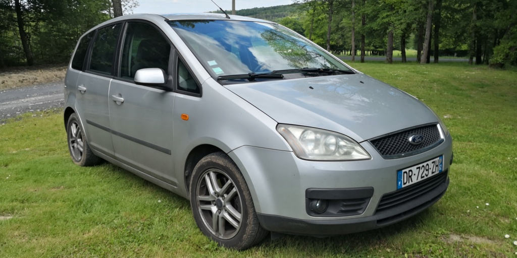 FORD C-MAX 1,6 TDCI 110CH Img_2055