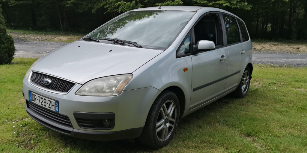 FORD C-MAX 1,6 TDCI 110CH Img_2056