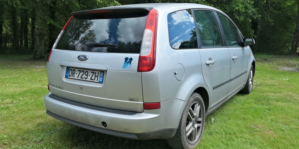FORD C-MAX 1,6 TDCI 110CH Img_2057