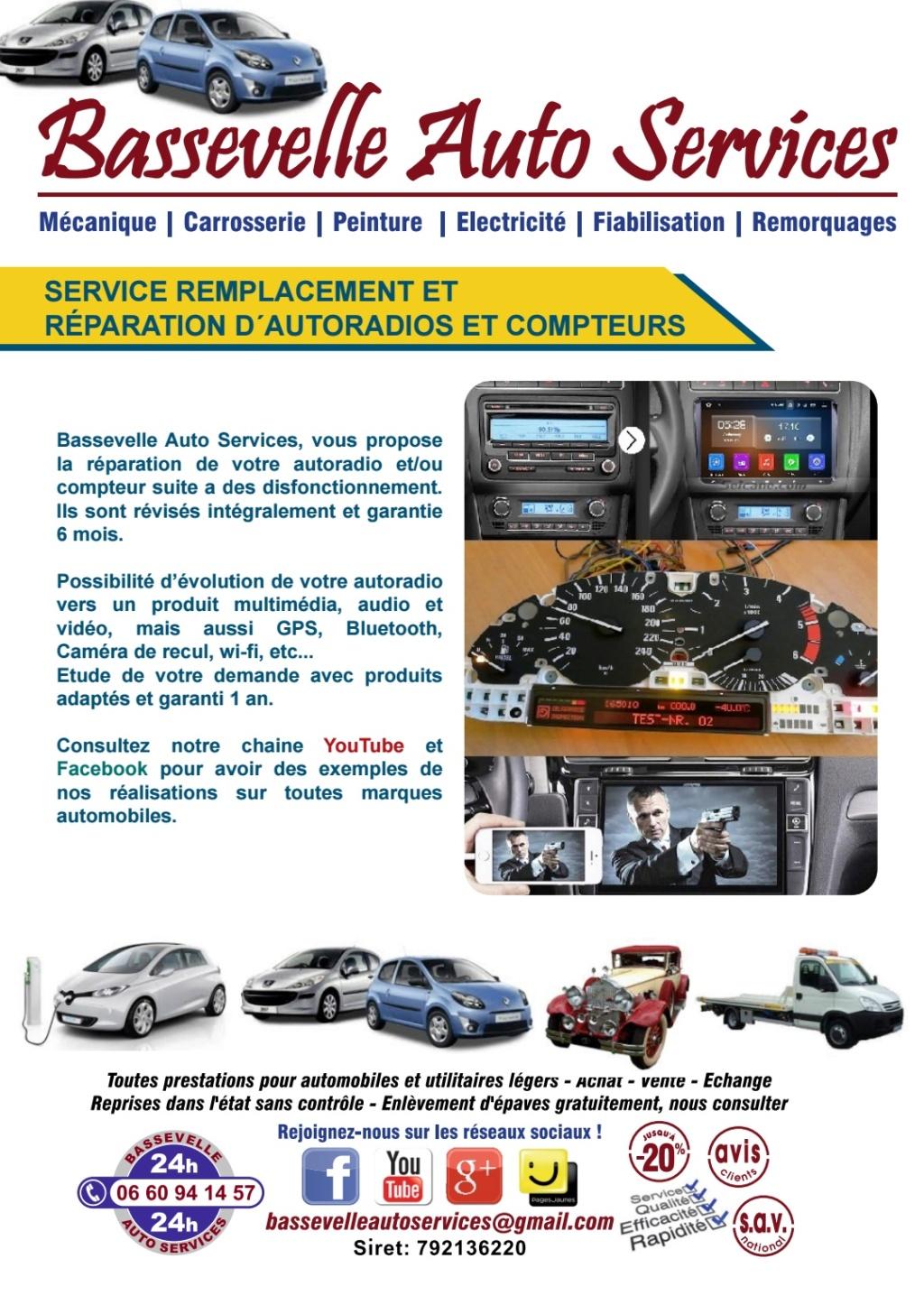 BASSEVELLE AUTO SERVICES (toutes solutions pour l'automobile) Screen12