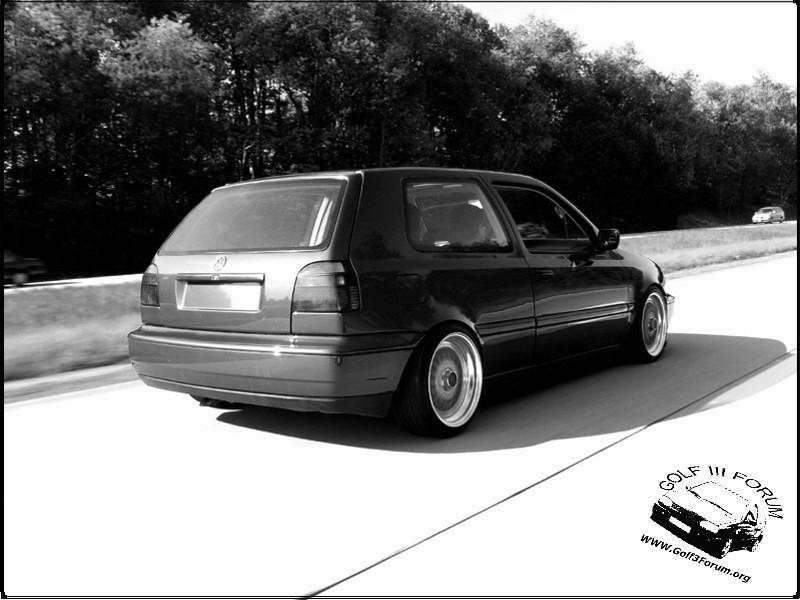 Golf MK3                                 . Rollin10