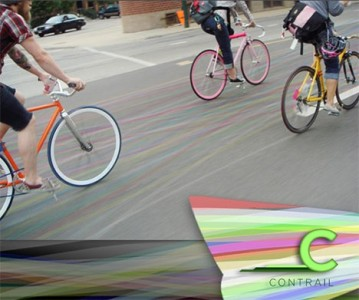 Bike contrails Bike-c10