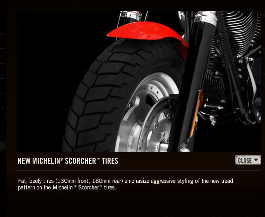 Michelin Scorcher sur Dyna Snag-010