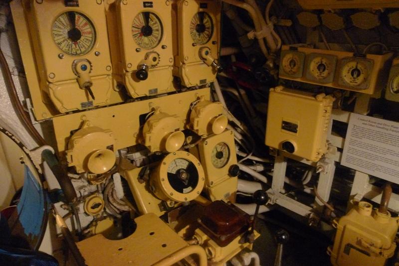 [ Associations anciens Marins ] Le congrès international des anciens sous-mariniers à San Di L1010812