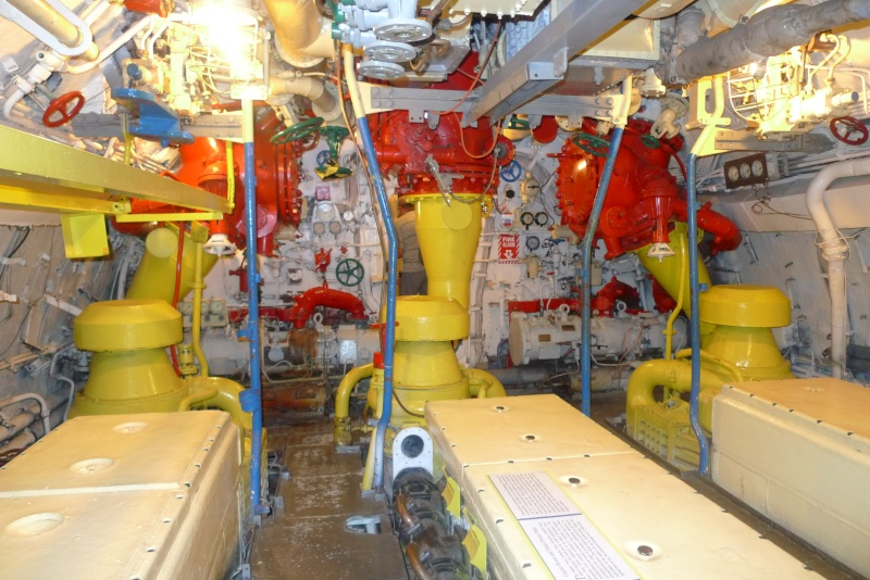 [ Associations anciens Marins ] Le congrès international des anciens sous-mariniers à San Di L1010814